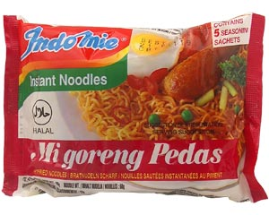 Indomie Spicy Fried Noodle
